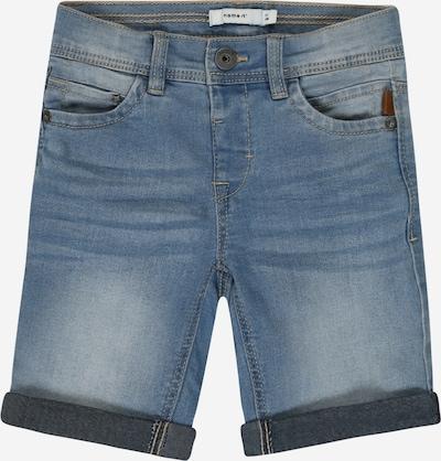 NAME IT Jeansshorts in blau / himmelblau, Produktansicht