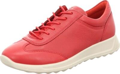 ECCO Schnürschuhe in rot / weiß, Produktansicht