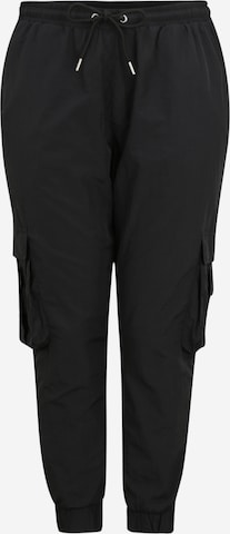 Urban Classics Curvy Hose in Black