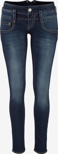 Jeans Herrlicher pe albastru denim, Vizualizare produs
