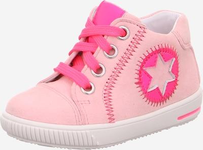 SUPERFIT Lauflernschuh 'Moppy' in rosa, Produktansicht