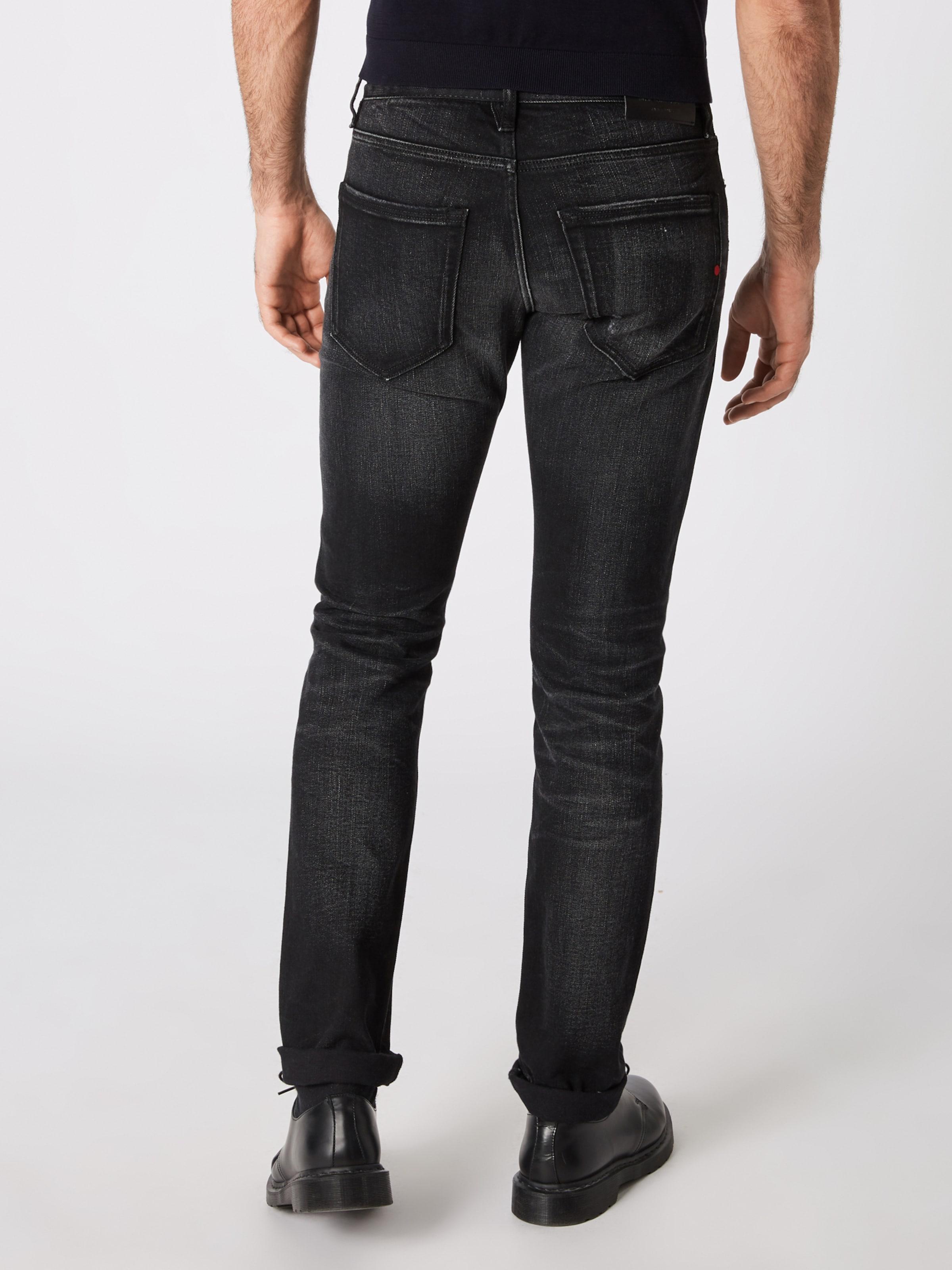 Rdd' Denim R202 Jeans In Jackamp; Jones Black 'jjiglenn Jjroyal yvwmN8On0