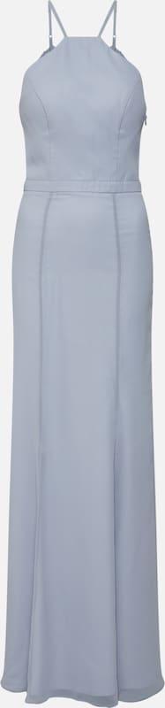Soirée Bleu London En Fumé De Robe Chi 3jqR45LA