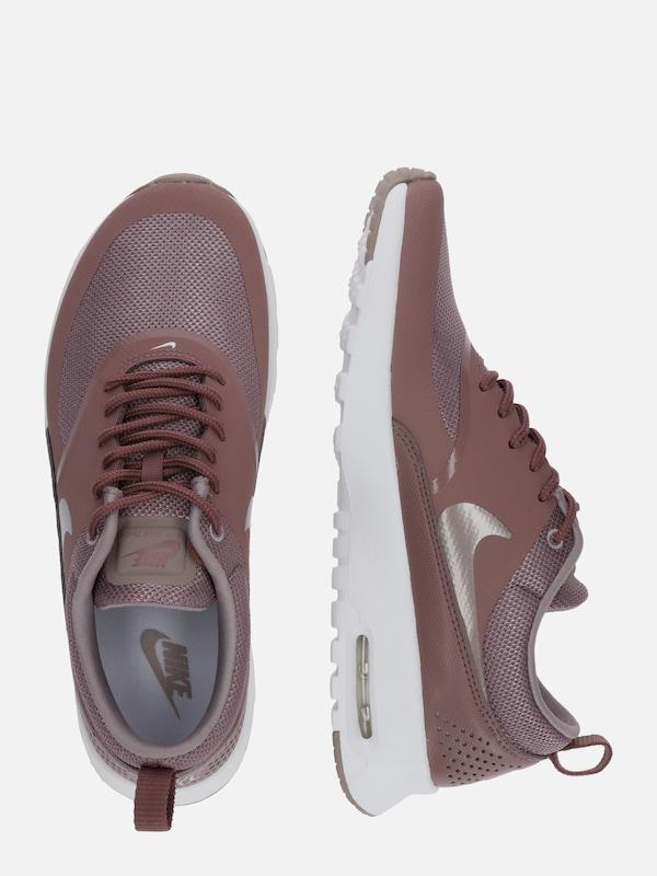 Nike Sportswear Trampki niskie 'Air Max Thea' w kolorze kremowym