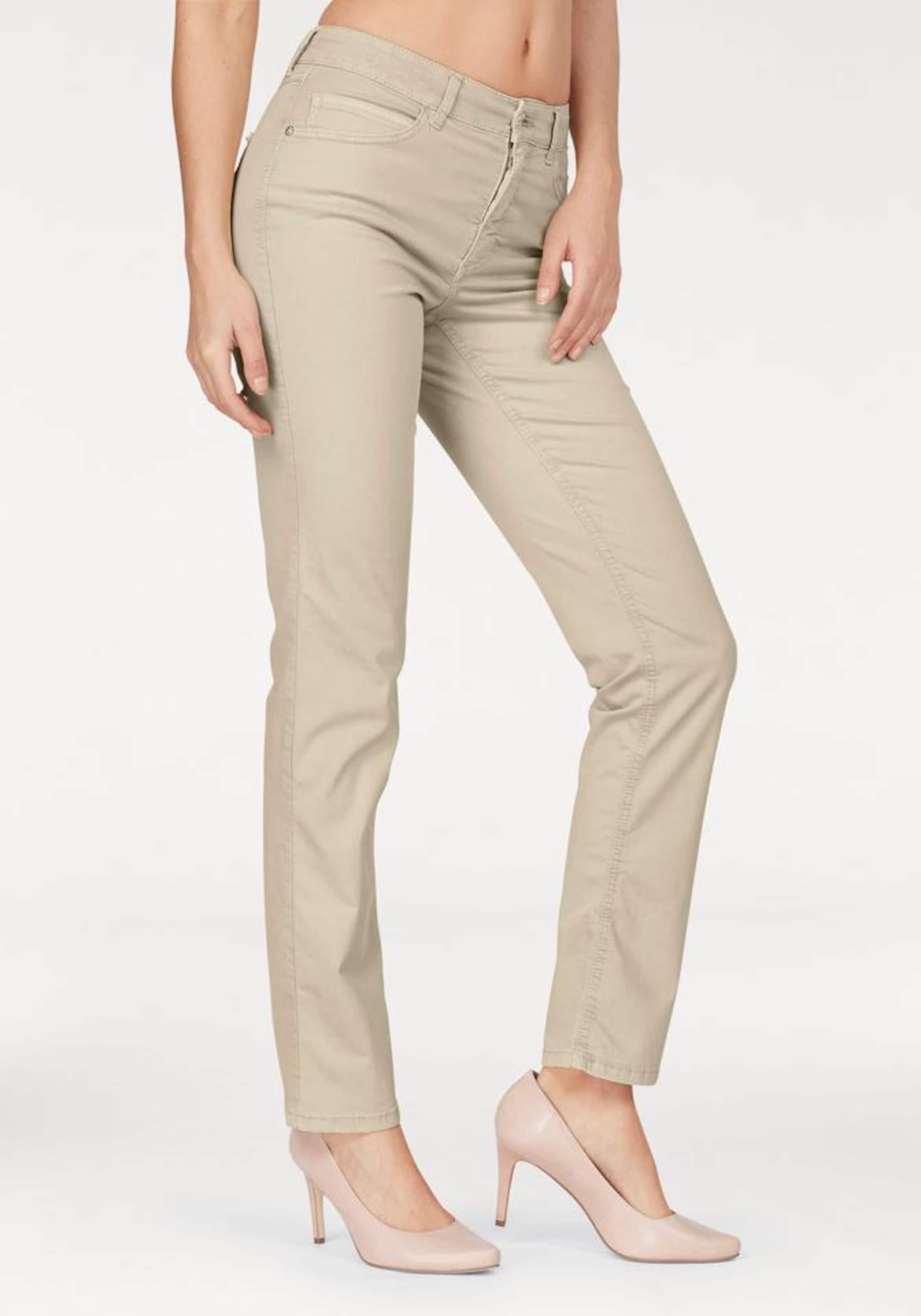Jeans In Bequeme 'stella' Mac Beige w8nOmNv0