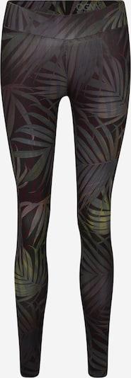 OGNX Sportovní kalhoty 'Palm Leaf' - zelená / tmavě zelená, Produkt