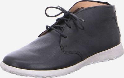 Ganter Schnürschuh in schwarz, Produktansicht