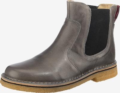 Grünbein Chelsea Boots 'Irma' in grau, Produktansicht