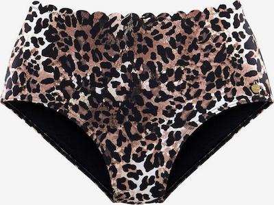 LASCANA LASCANA Highwaist-Bikini-Hose »Lexa« in schwarz, Produktansicht