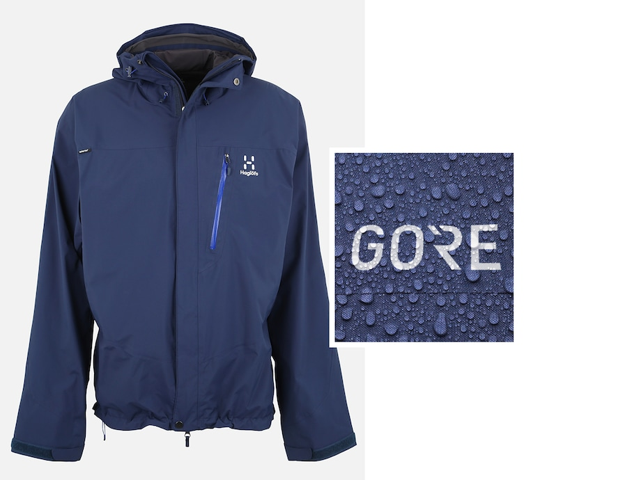 Material: GORE TEX | ABOUT YOU