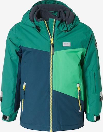 LEGO WEAR Skijacke in smaragd / mint / grasgrün, Produktansicht
