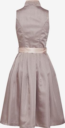 Rochițe tiroleze 'Randa' MARJO pe bej / roz: Privire spate
