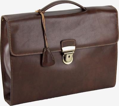 Picard Toscana Aktentasche Leder 38 cm in kastanienbraun, Produktansicht