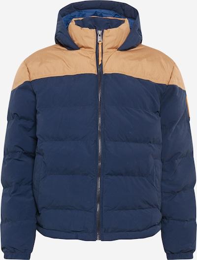TIMBERLAND Winterjas in de kleur Beige / Navy, Productweergave