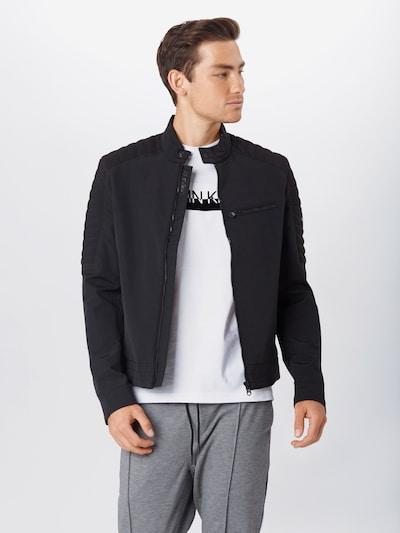 Calvin Klein Kevad-sügisjope must, Modellivaade