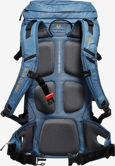 ORTOVOX Wanderrucksack 'Traverse 30' in pastellblau / hellblau / dunkelblau, Produktansicht