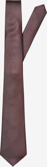 SELECTED HOMME Krawatte in rotviolett, Produktansicht