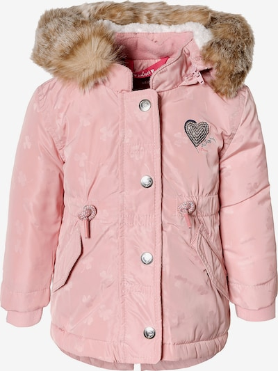 s.Oliver Wintermantel in rosa / rosé, Produktansicht