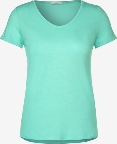 CECIL T-Shirt in jade, Produktansicht
