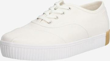 TOMS Sneaker 'CORDONES INDIO' in Weiß