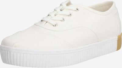 TOMS Sneaker 'CORDONES INDIO' in weiß, Produktansicht