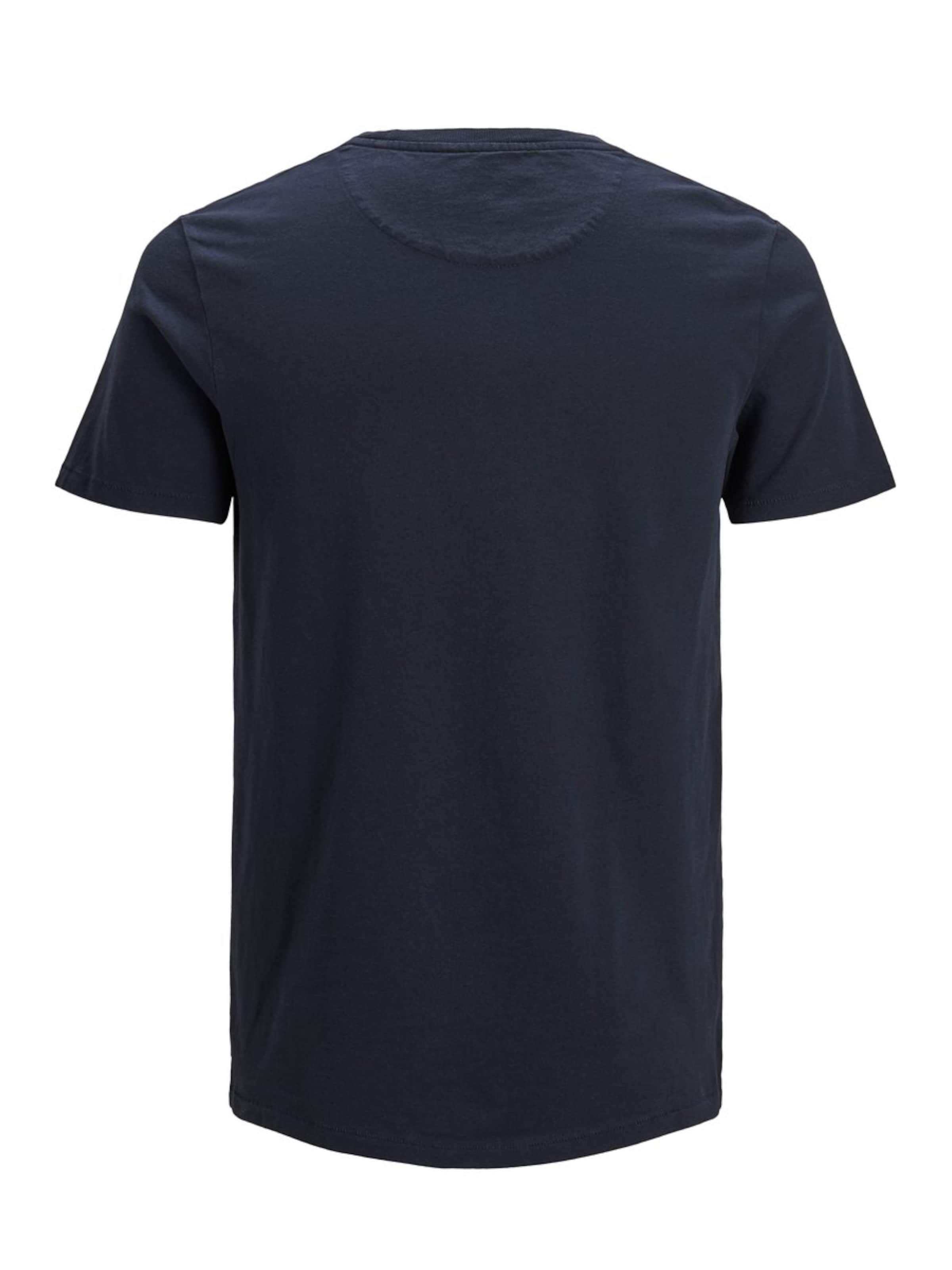 Jackamp; Jones In NavyHellgrau shirt T Rq3L5A4j