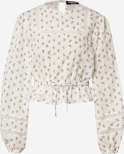 Fashion Union Bluse 'MAZZY' in weiß, Produktansicht