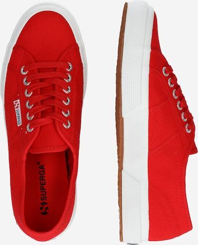 SUPERGA Sneaker 'Cotu Classic' in rot: Seitenansicht