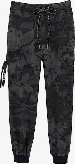 Pantaloni cargo 'Malala' Desigual di colore blu / nero, Visualizzazione prodotti