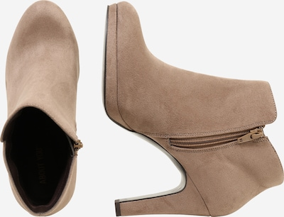 ABOUT YOU Ankle Boot 'Adriana' in beige: Seitenansicht