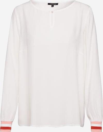 MORE & MORE Damen - Bluse 'Viscose Blouse' in weiß, Produktansicht