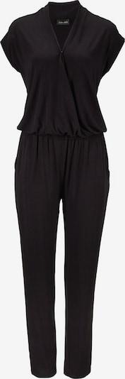 LASCANA Strand-Overall in schwarz, Produktansicht