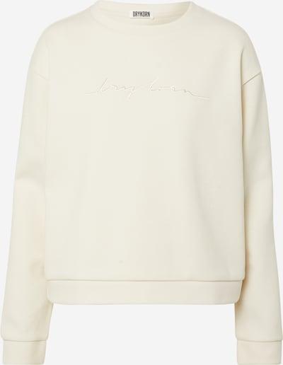 DRYKORN Sweatshirt 'Malida_P2' in de kleur Crème, Productweergave