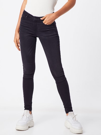 ESPRIT Jeans in black denim, Modelansicht