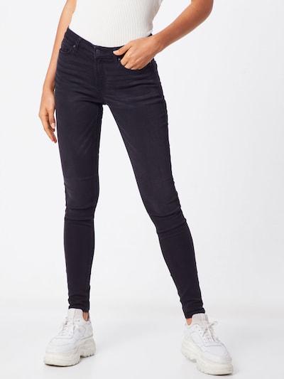 ESPRIT Jeans in de kleur Black denim, Modelweergave