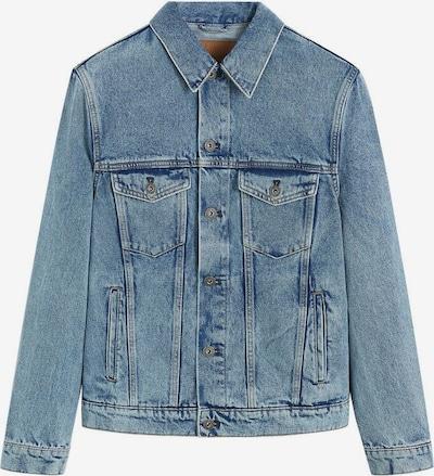 MANGO MAN Jeansjacke 'Ryan6' in kobaltblau, Produktansicht