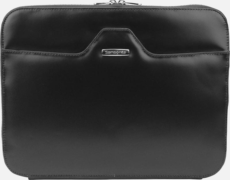 SAMSONITE S-Thetic LTH Portfolio Sleeve Laptophülle Leder 37 cm
