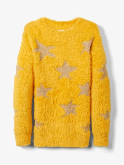 NAME IT Pullover in gold, Produktansicht