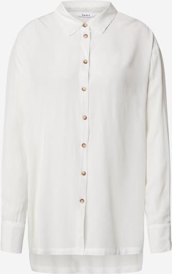 Liebesglück Bluse in weiß, Produktansicht