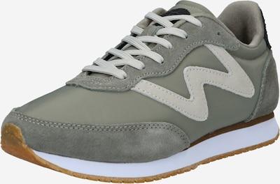 WODEN Sneakers laag 'Olivia II' in de kleur Stone grey / Lichtgrijs, Productweergave