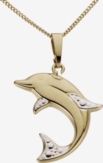 FIRETTI Pendant 'Delfin' in Gold / Silver, Item view