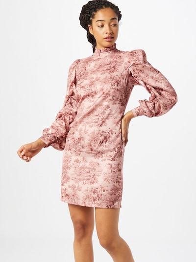 OBJECT Kleid 'RILEY' in rosa, Modelansicht