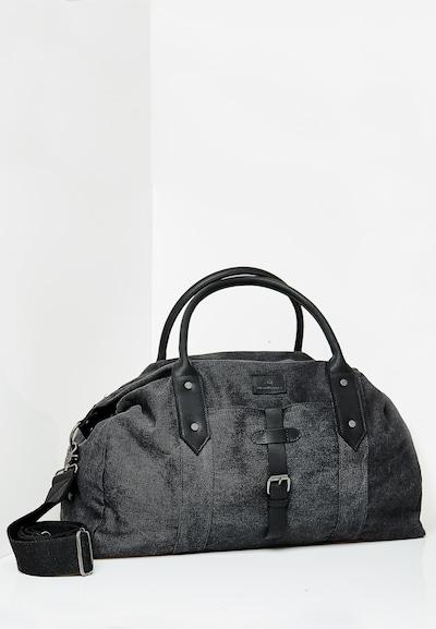 DREIMASTER Weekendtas in de kleur Basaltgrijs / Zwart, Productweergave