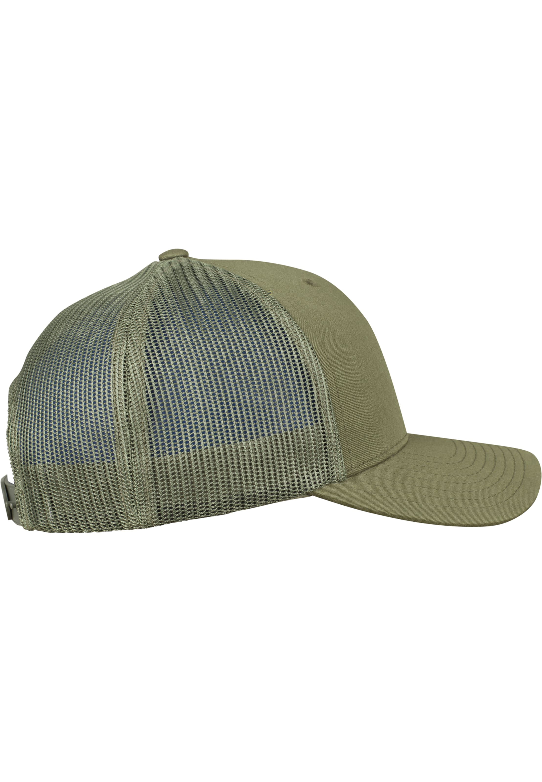 Flexfit 'retro Trucker' In Cap Khaki dBoCxe
