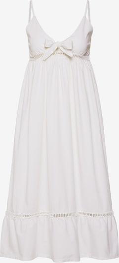 PLEASE Kleid in naturweiß, Produktansicht