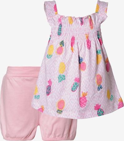 LEMON BERET Set in mischfarben / orange / pink / rosa / weiß, Produktansicht