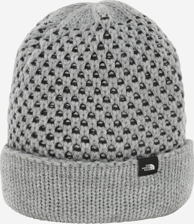 THE NORTH FACE Beanie 'Shinsky' in hellgrau / schwarz, Produktansicht