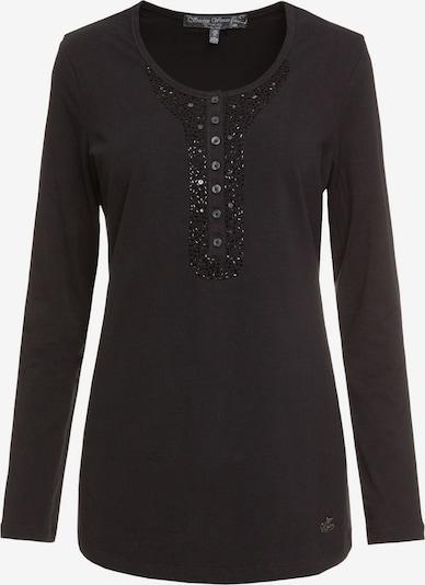 Soccx Shirt in schwarz, Produktansicht
