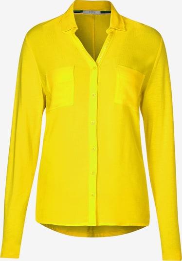 CECIL Bluse in gelb, Produktansicht