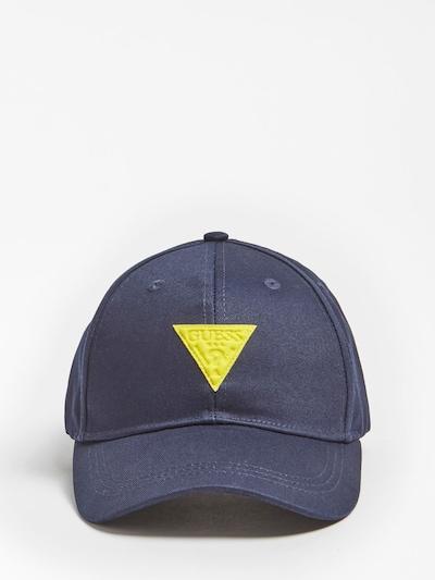 GUESS Basecap in blau, Produktansicht